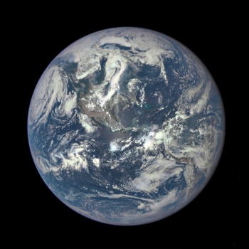 Photo courtesy of NASA's Earth Observatory via CC licensing.